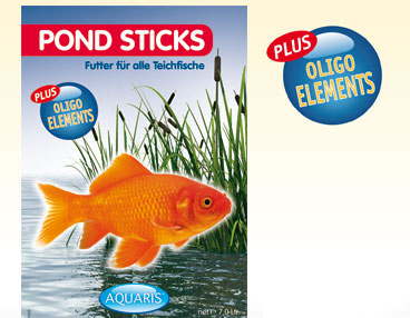 AQUARIS POND STICKS